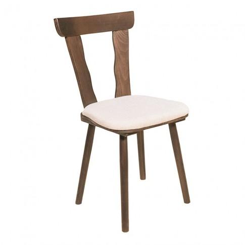 Bancheta bucatarie Adela, cu 2 scaune + masa, cu lada, maro + alb, 92 x 58 x 88 cm 3C