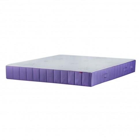 Saltea pat Aramis Feeling Balance Memory, 80 x 190 cm, 1 persoana, cu arcuri + spuma poliuretanica + memory