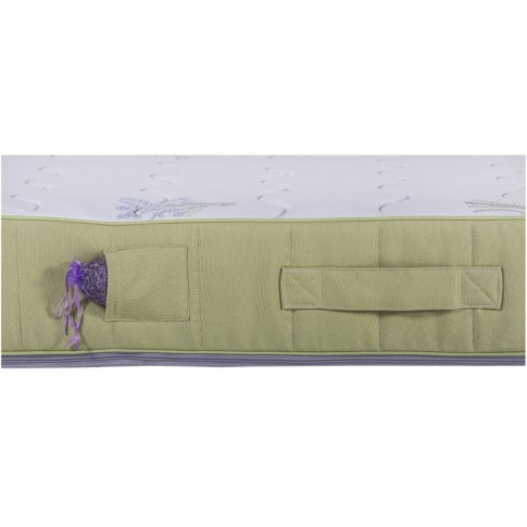 Saltea pat Aramis Feeling Calm, cu spuma poliuretanica + memory, fara arcuri, 160 x 200 cm