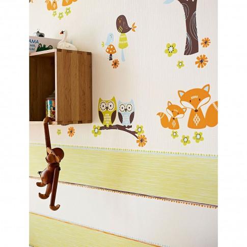 Tapet vlies, camera copii, AS Creation Esprit Kids 3 941151, 10 x 0.53 m