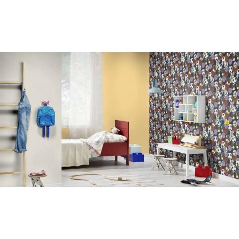 Tapet camera copii vlies Rasch Kids&teens 502947 10 x 0.53 m