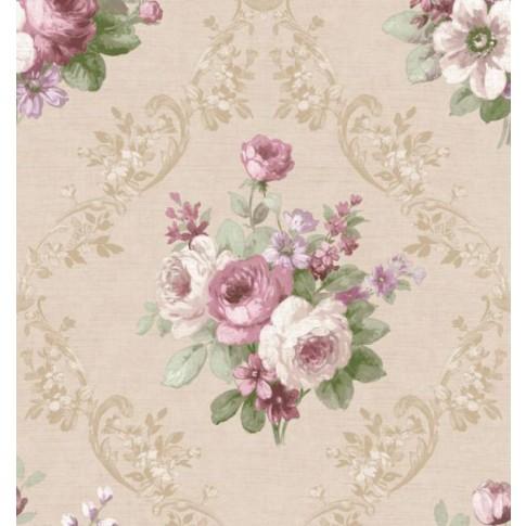 Tapet vinil, model floral, Parato Mirtilla 5018 10 x 0.53 m