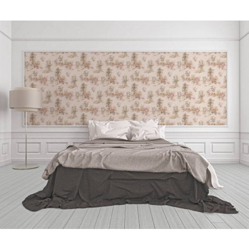 Tapet vlies, model floral, AS Creation Romantica 3 304292, 10 x 0.53 m