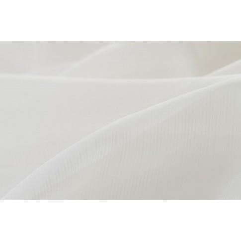 Perdea Laurel, PES 100%, crem, H 290 cm