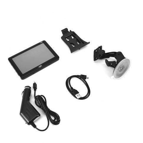 Sistem de navigatie GPS PNI L510, diagonala 5 inch, 8 GB, 800 Mhz, 256 MB