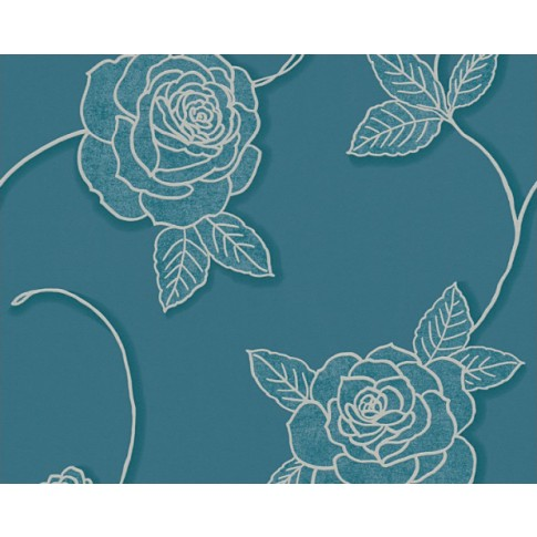 Tapet vlies, model floral, AS Creation Moments 328325, 10 x 0.53 m