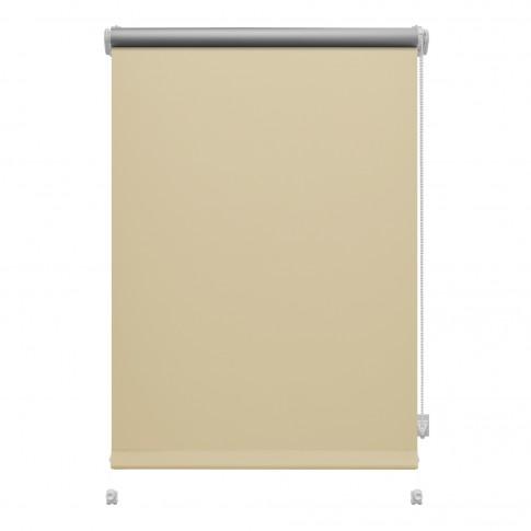 Stor Gardinia Mini Termo, 100.8 x 150 cm, bej, opac