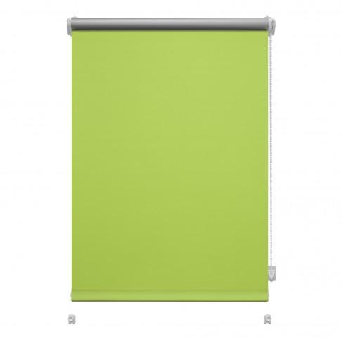 Stor Gardinia Mini Termo, 83.8 x 150 cm, verde, opac