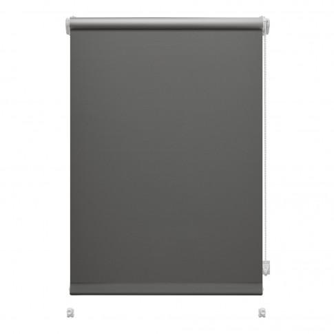 Stor Gardinia Mini Termo, 76.3 x 150 cm, gri, opac