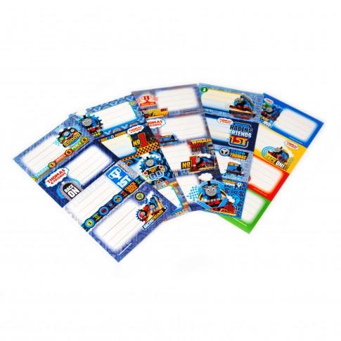 Etichete scolare, diverse modele, set 20 bucati