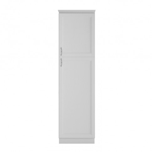 Dulap bucatarie Rhea, alb, 2 usi, 60 x 60 x 214 cm