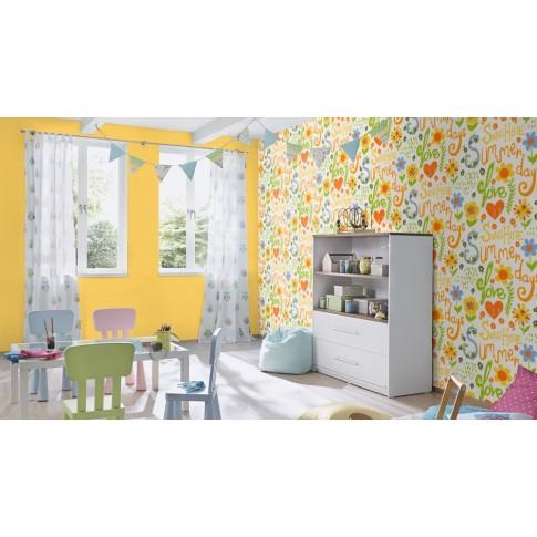 Tapet camera copii netesut Rasch Kids & Teens 2 503166 10 x 0.53 m