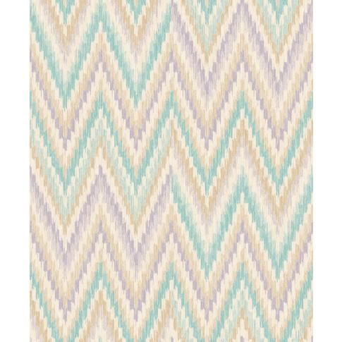 Tapet fibra textila, model geometric, Grandeco Origine OR3103, 10 x 0.53 m