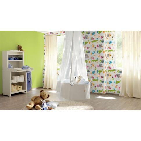 Tapet fibra textila, camera copii, Rasch Kids & Teens 2 503050, 10 x 0.53 m