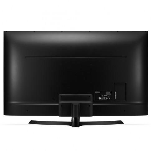 Televizor LED Smart LG 55UJ635V, diagonala 139 cm, Ultra HD / 4K, negru
