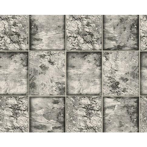 Tapet hartie, model caramida, AS Creation H2O 342793, 10 x 0.53 m