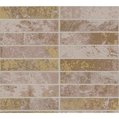 Tapet hartie, model caramida, AS Creation H2O 348182, 10 x 0.53 m