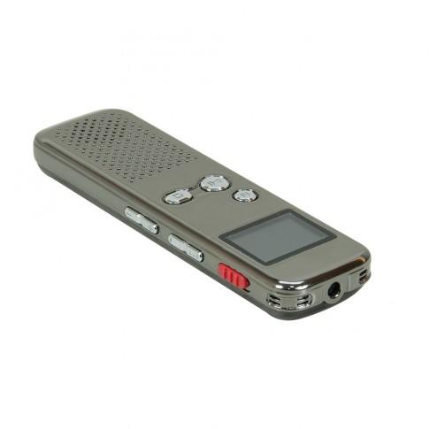 Reportofon audio video PNI RedStone PNI-AV1080, video 1080 p, MP3 player, card microSD 8 GB inclus