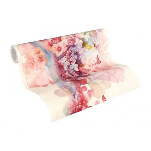 Tapet vlies, model floral, AS Creation SN Collection 3 344511 10 x 0.53 m