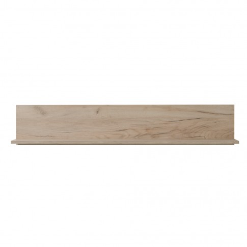 Etajera living Astor ZP, stejar gri, 120 x 19.5 x 22 cm, 1C