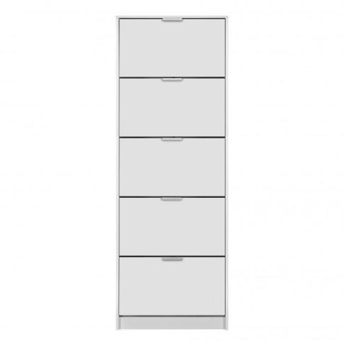 Pantofar Hugo 25, alb, 67 x 191.5 x 28 cm, 2C