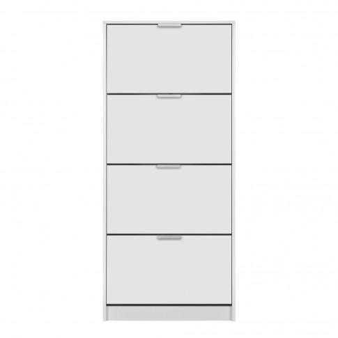 Pantofar Hugo 24, alb, 67 x 155.5 x 28 cm, 2C
