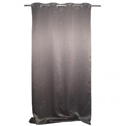 Draperie Blackout, 100% poliester, taupe, l 135 cm, H 245 cm