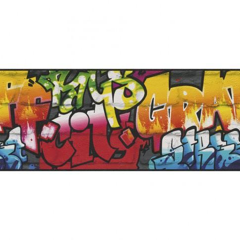 Tapet hartie, camera copii,urban, Rasch Kids & Teens 2 237900, 5 x 0.26 m