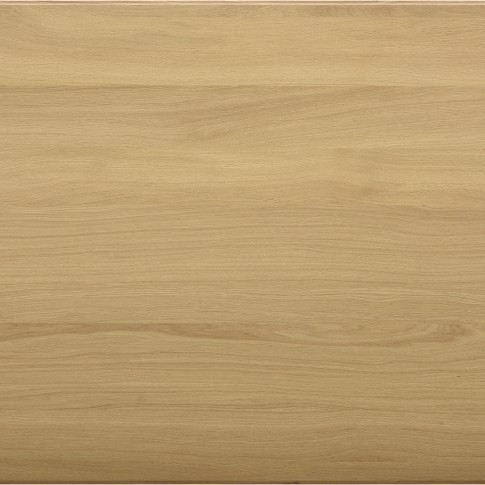 Masa bucatarie fixa Cristina 0109TA16K, dreptunghiulara, 6 persoane, natur + alb, 160 x 90 x 75 cm, 2C