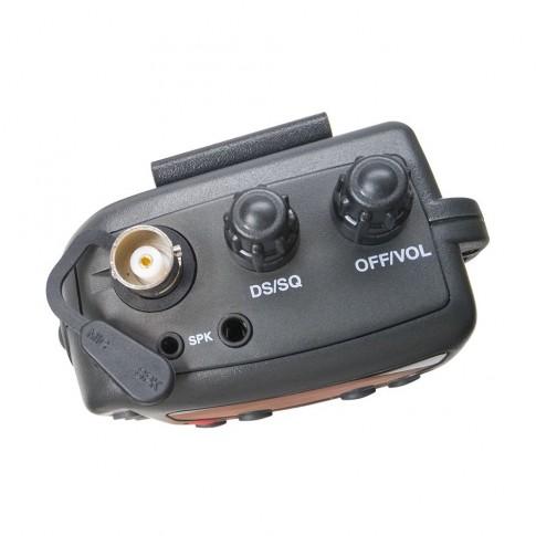 Statie radio auto CB Midland Alan 52 DS, cod C1267.01, 4 W, 12 V, squelch automat digital, functie blocare taste, LCR, Dual Watch, scanare canale