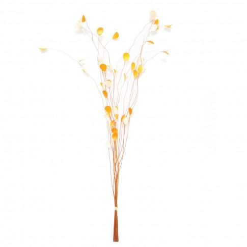 Flori uscate, 218 AR 38844, 95 cm, portocaliu