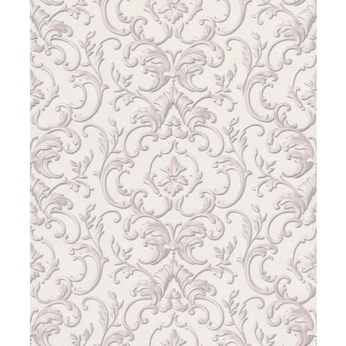 Tapet fibra textila, model floral, Grandeco Via Veneto VV3201, 10 x 0.53 m