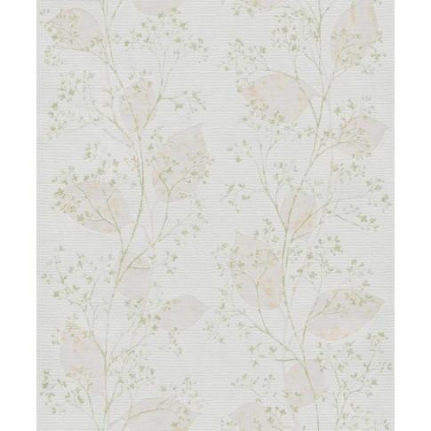 Tapet fibra textila, model floral, Grandeco Orion ON2002, 10 x 0.53 m