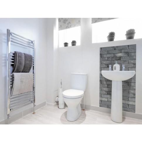 Tapet hartie, model caramida, D-c-Fix Ceramics Asmant 0168-270, 0.675 m