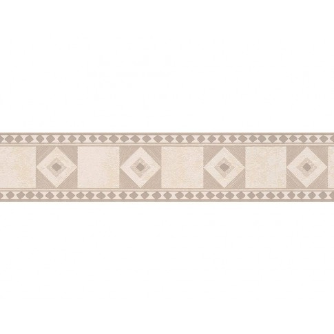 Bordura tapet vlies, model geometric, AS Creation Only Borders 9 559920, 5 x 0.13 m