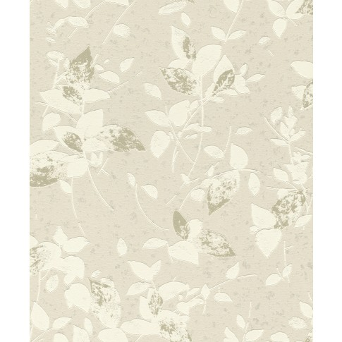 Tapet fibra textila, model floral, Rasch Uptown 402513, 10 x 0.53 m
