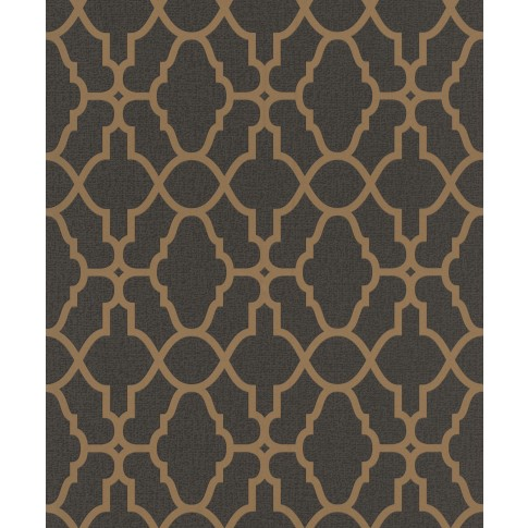 Tapet hartie, model geometric, Rasch Selection 309331, 10 x 0.53 m