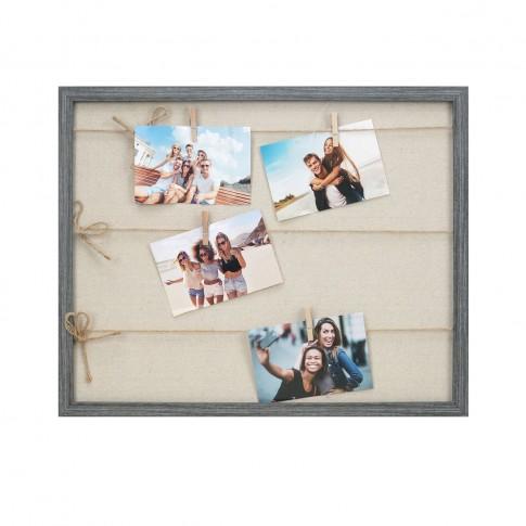 Rama foto 6166-155CMT, 40 x 50 cm, gri