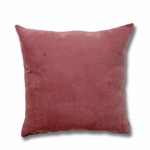 Perna decor Hazan 23, poliester + fibra poliester siliconizata, violet, 43 x 43 cm