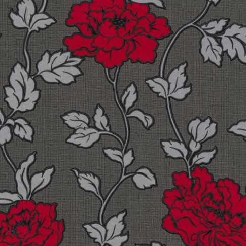Tapet hartie, model floral, AS Creation SN4 366957, 10 x 0.53 m