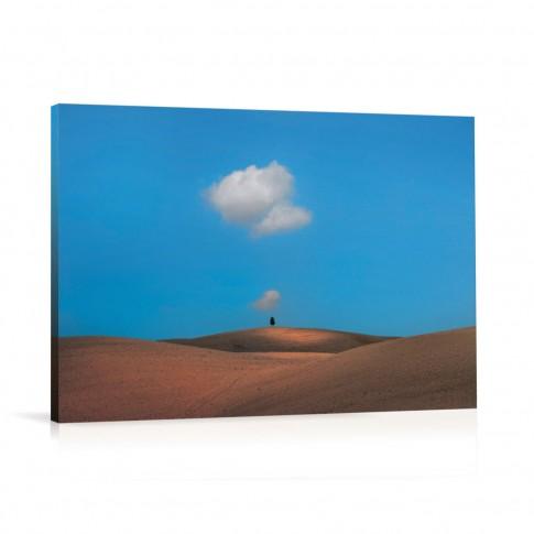 Tablou 03324, Cer senin, canvas, 60 x 90 cm