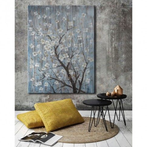 Tablou, compozitie cu flori, canvas, 60 x 80 cm