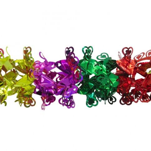 Beteala Craciun, multicolora, 2.4 m, SYLH-1719038