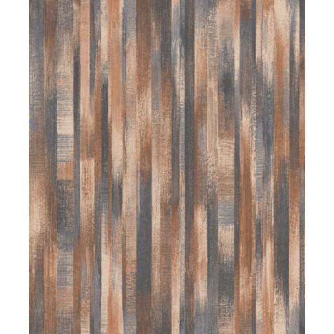Tapet fibra textila, model lemn, Grandeco Perspectives PP3204, 10 x 0.53 m