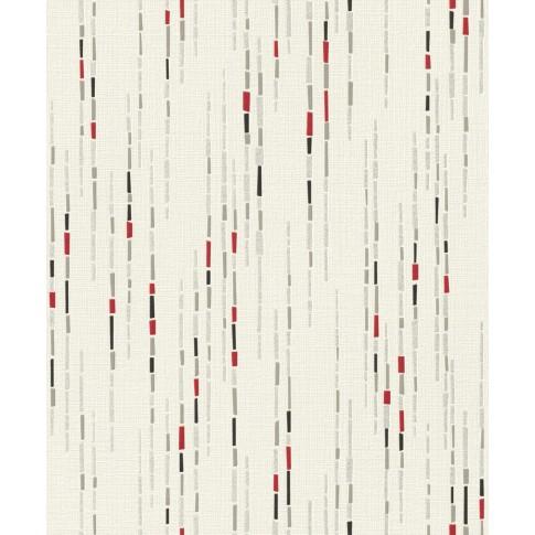 Tapet fibra textila, model geometric, Rasch Das Beste 735116, 10 x 0.53 m