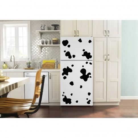 Sticker decorativ frigider, Moo, PT3006 TR, 50 x 70 cm