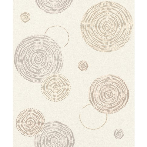 Tapet vlies, model geometric, Rasch Selection 6342424, 10 x 0.53 m