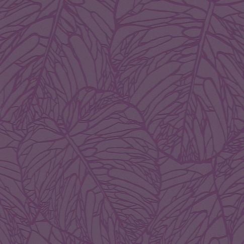 Tapet netesut, model floral, Rasch Blue Velvet 609851 10 x 0.53 m