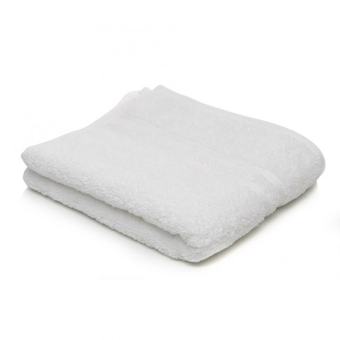 Prosop baie, bumbac, alb, 70 x 140 cm