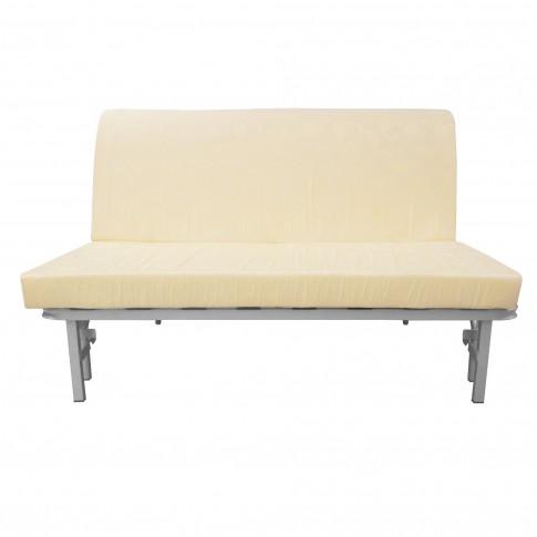 Canapea extensibila 2 locuri BZ, fara husa, 140 x 97 x 85 cm, 1C